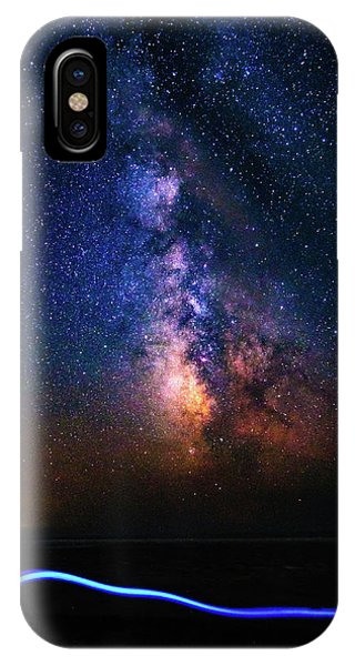 Rising From The Clouds IPhone Case