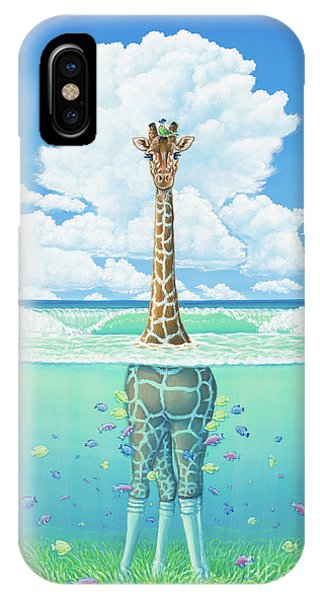 Rising Sea IPhone Case