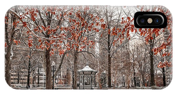 Rittenhouse Snowscape IPhone Case
