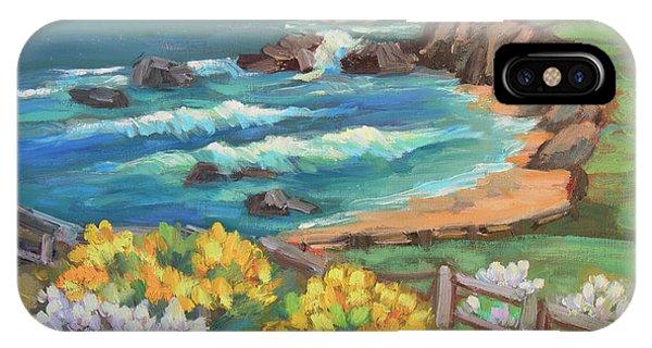 Half Moon iPhone Case - Ritz Carlton At Half Moon Bay by Diane McClary