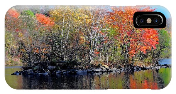 River Color IPhone Case