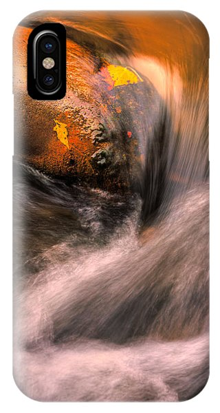 River Flow, Zion National Park IPhone Case