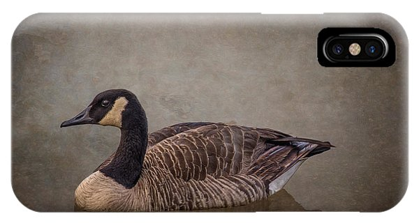 River Goose IPhone Case