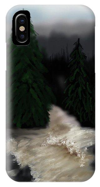 River North Carolina  IPhone Case