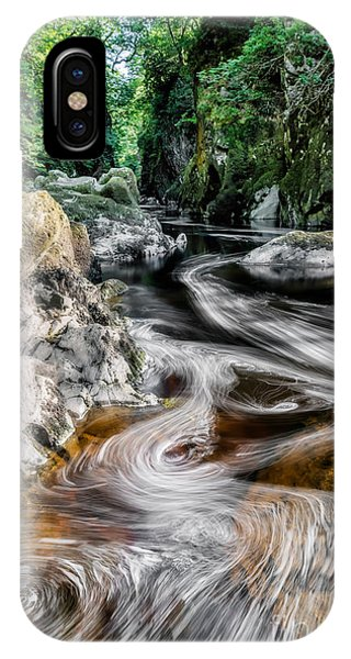 Fairy Glen iPhone Case - River Of Dreams by Adrian Evans