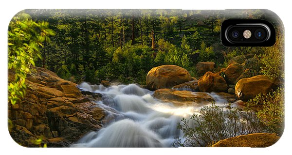 River Of Dreams IPhone Case