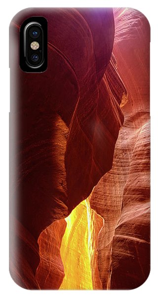 River Of Gold IPhone Case