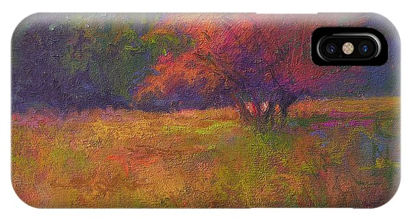 River Road Above New Hope IPhone Case