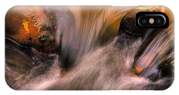 River Rocks, Zion National Park IPhone Case