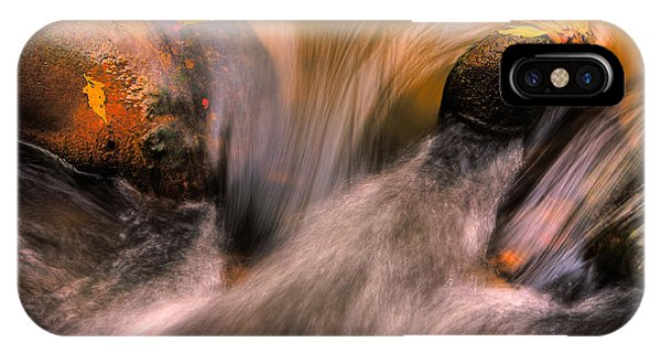 River Rocks, Zion National Park IPhone Case