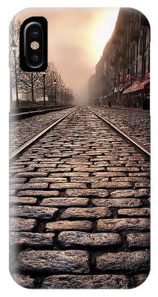 River Street Railway IPhone Case