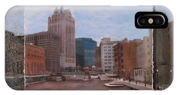 River View Layered IPhone Case