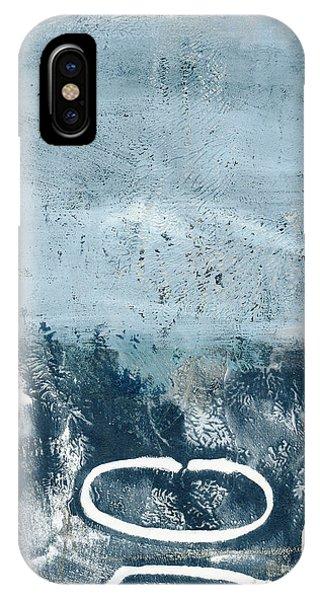 River Walk 2- Art By Linda Woods IPhone Case