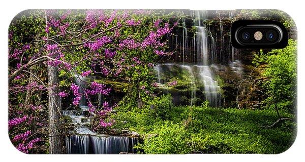 Rivercut Waterfall IPhone Case
