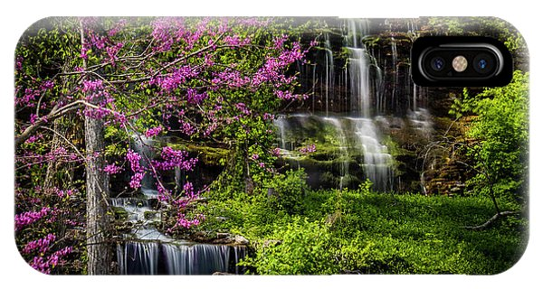 Rivercut Waterfall IPhone Case