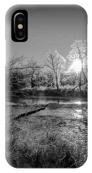 Rivers Edge IPhone Case