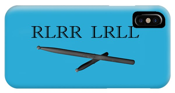 Rlrr Lrll IPhone Case