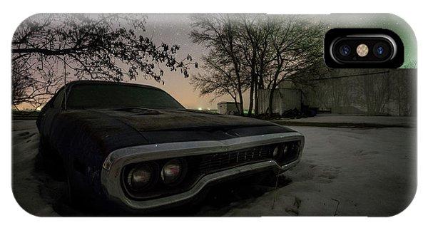 1972 iPhone Case - Road Runner  by Aaron J Groen