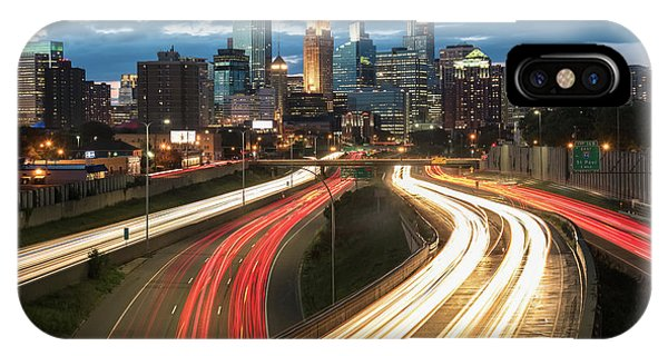Road To Minneapolis IPhone Case