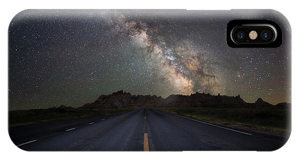 Road To The Heavens IPhone Case