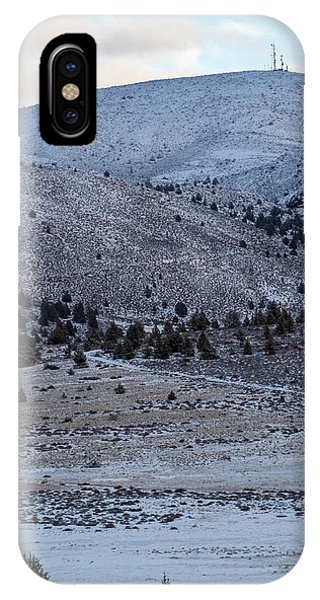 IPhone Case featuring the photograph Road To The Top Of The World by The Couso Collection