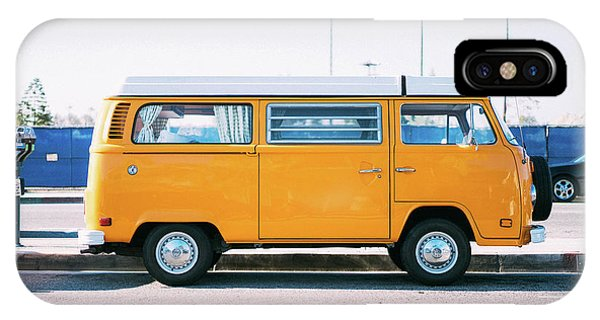 Vw iPhone Case - Road Trip by Happy Home Artistry