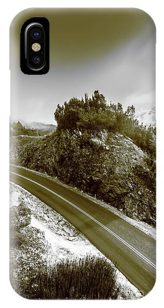 Trip iPhone Case - Roads Of High Dynamic Ranges by Jorgo Photography - Wall Art Gallery