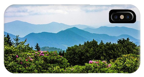 Roan Mountain Rhodos IPhone Case