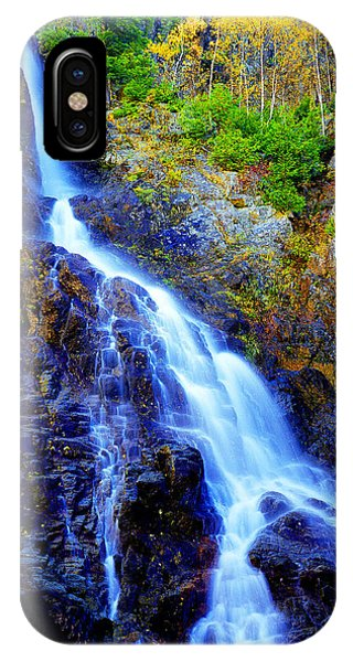 Roaring Brook Falls IPhone Case
