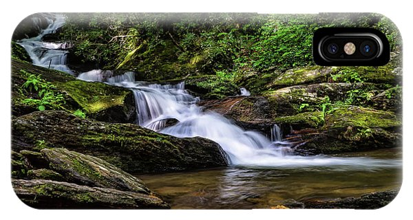 Roaring Fork Waterfall IPhone Case