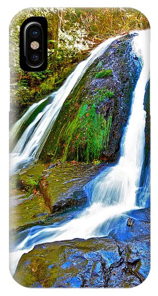 Roaring Run Falls State Park Virginia IPhone Case