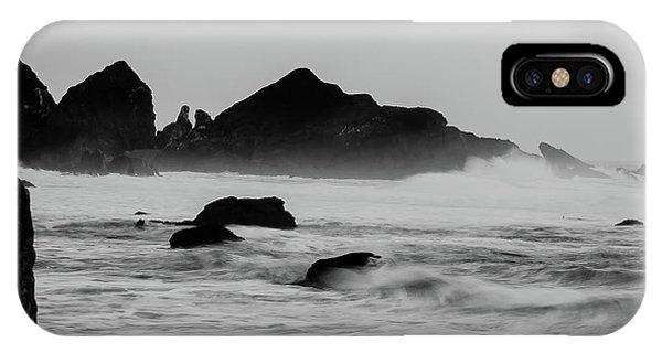 Roaring Seas IPhone Case