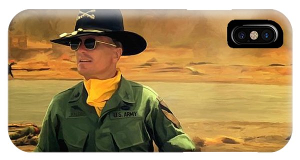 Robert Duvall @ Apocalypse Now IPhone Case