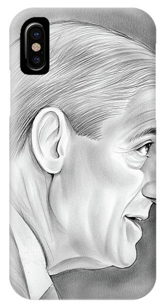 Political iPhone Case - Robert Mueller by Greg Joens