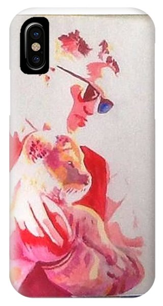 Robert Pattinson 311 IPhone Case