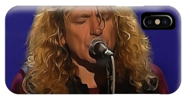 Robert Plant 001 IPhone Case