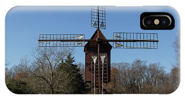 Robertsons Windmill IPhone Case
