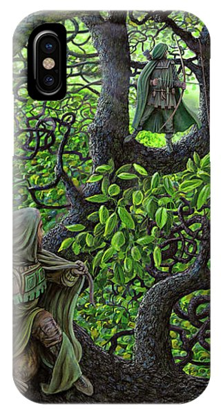 Robin Hood IPhone Case