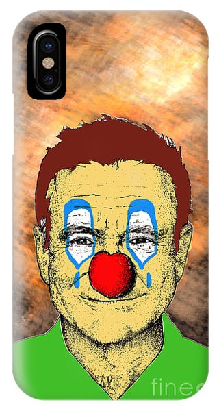 Robin Williams 1 IPhone Case