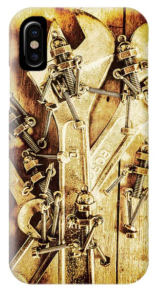 Industry iPhone Case - Robolts by Jorgo Photography - Wall Art Gallery