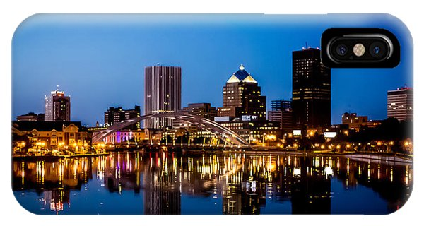 Rochester Reflections IPhone Case