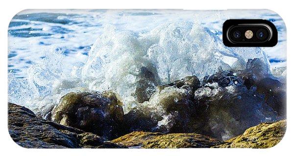 Wave Meets Rock IPhone Case