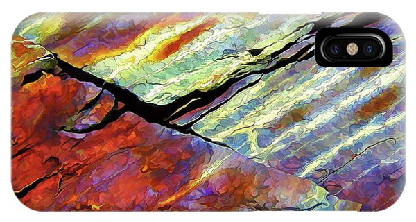 Rock Art 16 IPhone Case