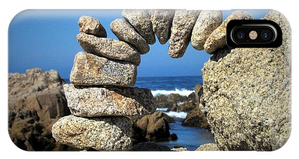 Rock Art One IPhone Case