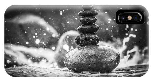 Rock Balance IPhone Case