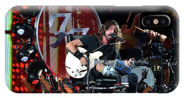 Rock Concert IPhone Case