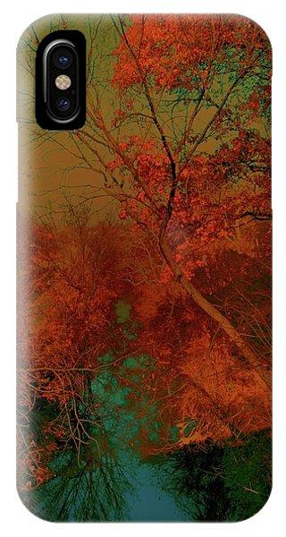 Rock Creek At M IPhone Case