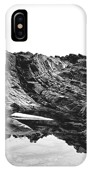 Rock - Detail IPhone Case