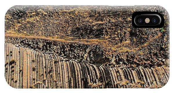 Rock Mountain Rock Art By Kaylyn Franks IPhone Case