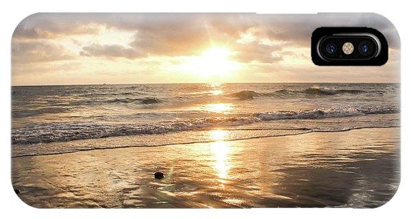 Rock 'n Sunset IPhone Case